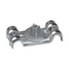 Metallclip DFT, doppelt, für Gasnagler