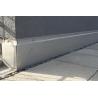 Anwendungsbild Isolierplattenschraubdübel IPSD: Sockelschutzleiste