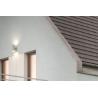 Anwendungsbild Isolierplattenschraubdübel IPSD: Lampe über dem Balkon