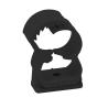 Produktbild Kunststoffschelle Abranyl ABT schwarz