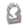 Produktbild Kunststoffschelle Abranyl AN grau