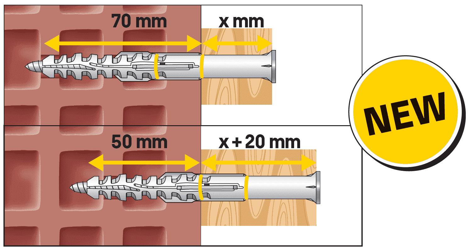 NEW multifunction plug MFR diameter 10