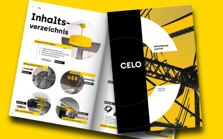 Nuevo catálogo CELO 2020