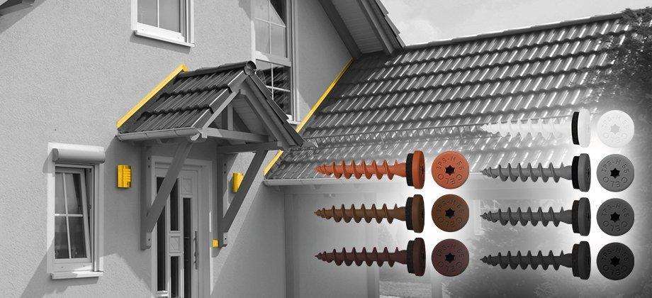 Isolierplattenschraube IPS-H